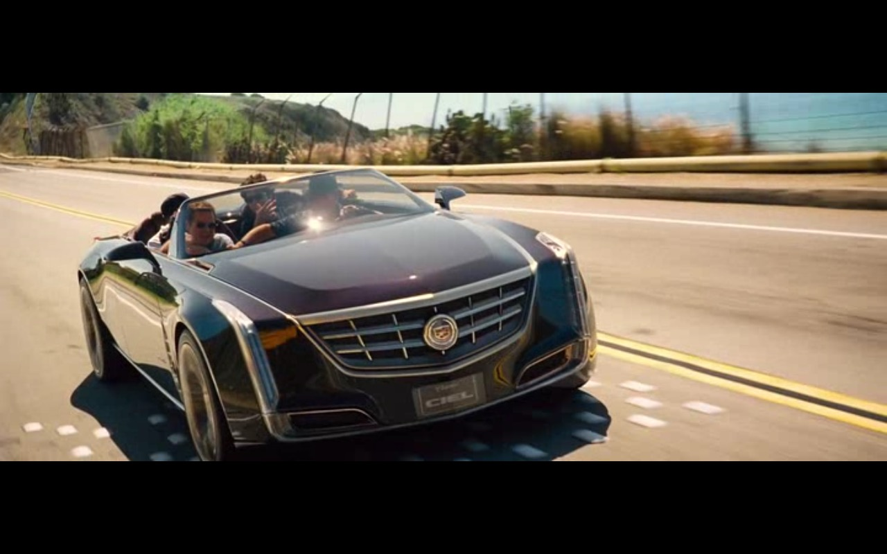 Cadillac Ciel Entourage 2015 Movie