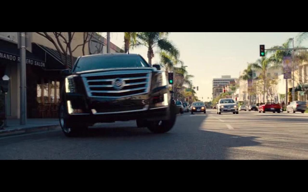 Cadillac Escalade Entourage 2015 Movie Scenes