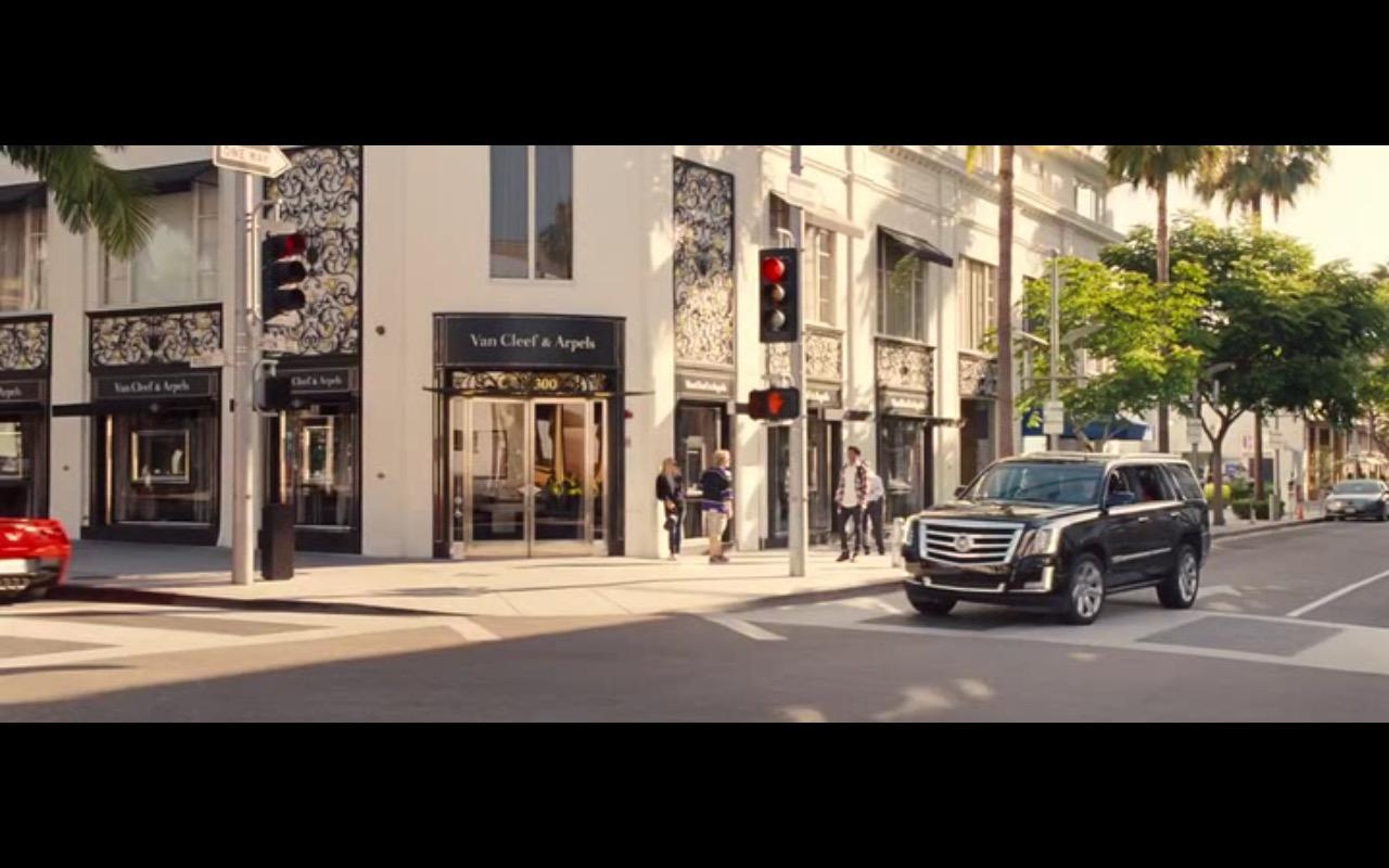 Cadillac Escalade – Entourage (2015) - Movie Product Placement