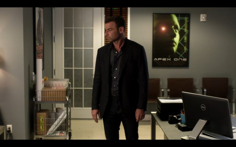 Dell Monitor - Ray Donovan - TV Show Product Placement
