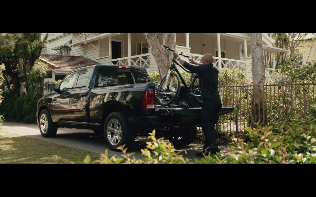 Dodge Ram San Andreas 2015 Movie