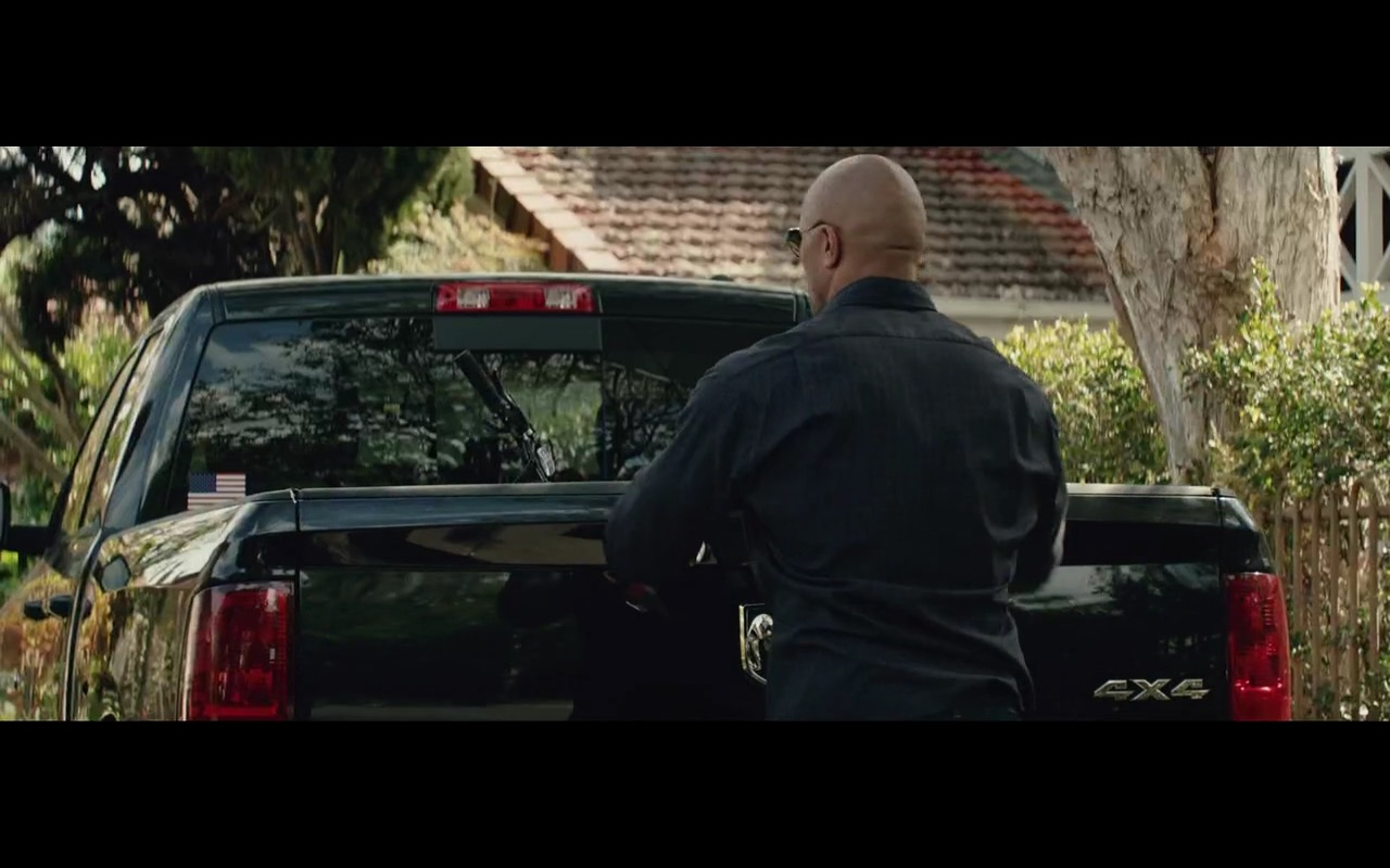 Dodge Ram - San Andreas (2015) Movie Product Placement