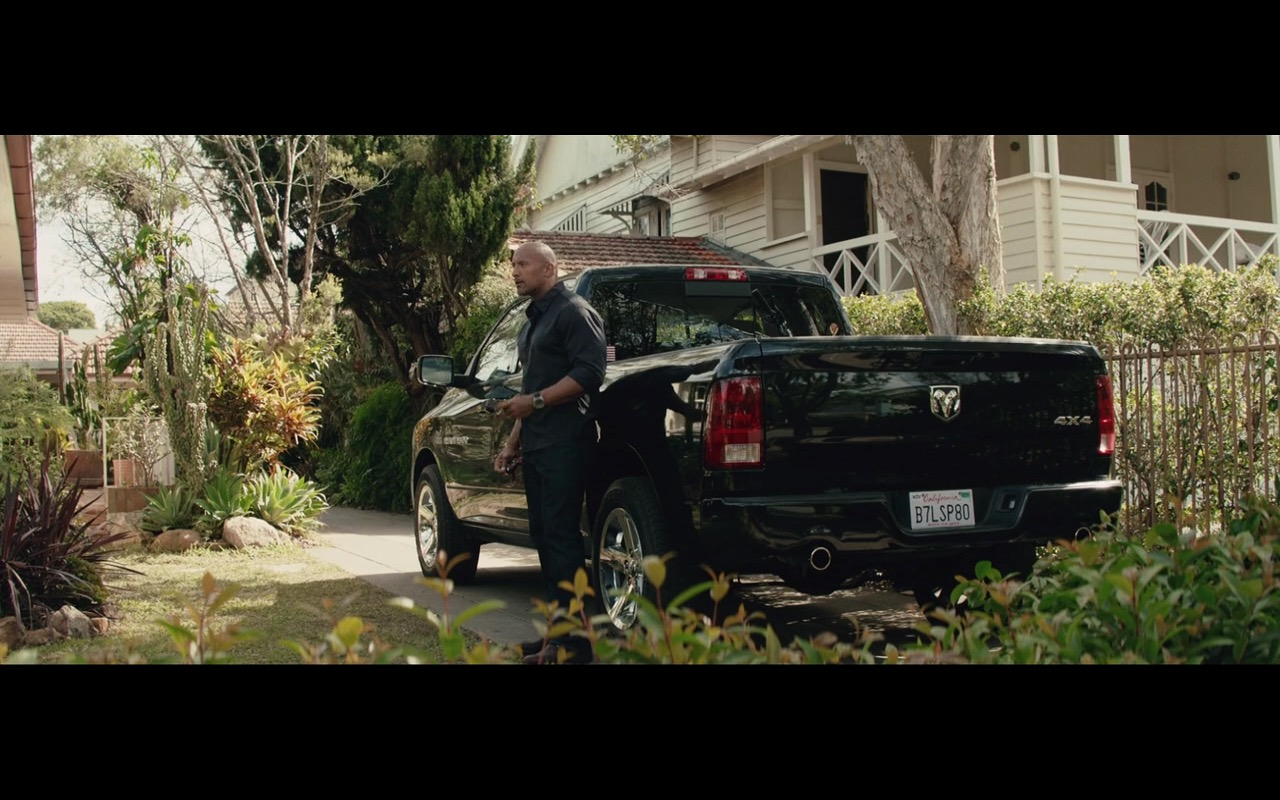 Dodge Ram - San Andreas (2015) Movie
