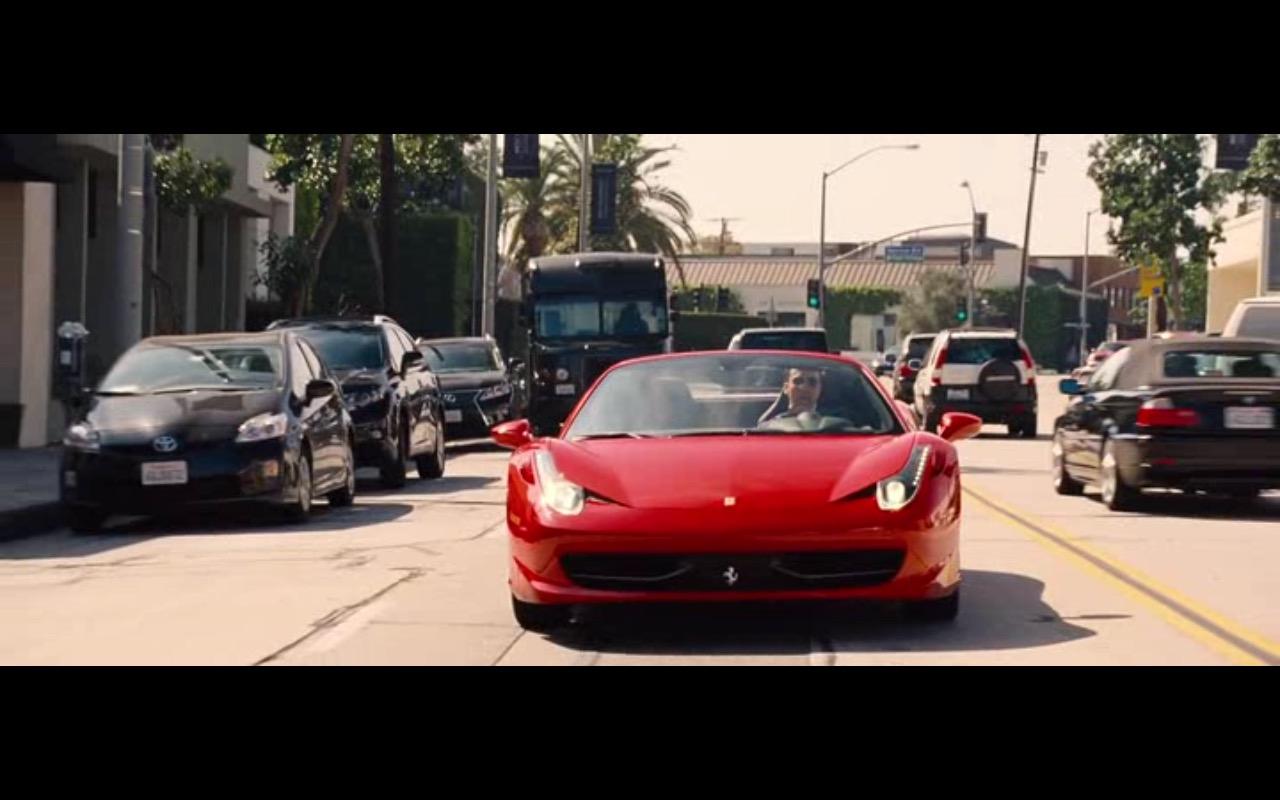 Cadillac From Entourage Movie >> Ferrari 458 Italia – Entourage (2015) Movie Scenes