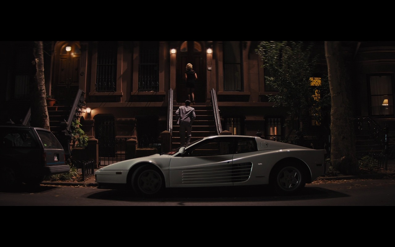 White Ferrari Testarossa The Wolf Of Wall Street 2013 Movie