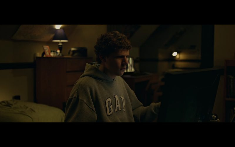 Gap Hoodie – The Social Network (1)