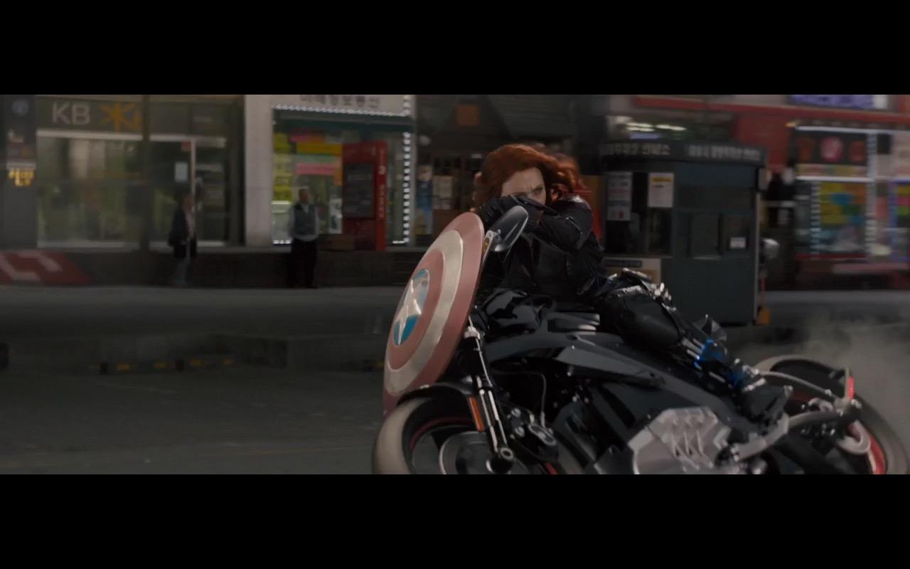 Harley Davidson Movie: Avengers: Age Of Ultron (2015