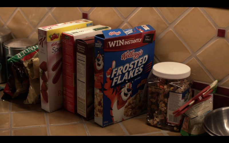 Kellogg's - Ray Donovan TV Show Product Placement