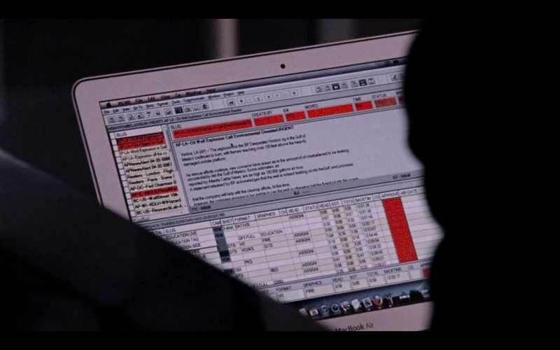 Macbook Air – The Newsroom