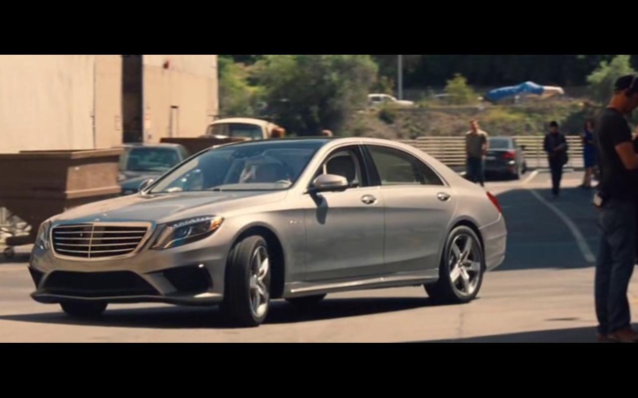 Mercedes-Benz S-Class (W222) – Entourage (2015) Movie