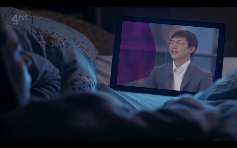 Microsoft Windows Tablet - Humans TV Series Product Placement (2)
