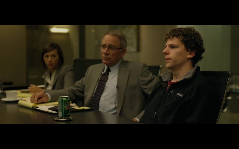 Mountain Dew - The Social Network (2010) Movie Product Placement