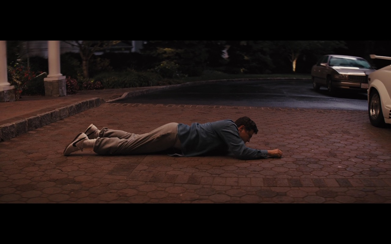 Nike Sneakers – The Wolf of Wall Street (2013) - Movie Product Placement