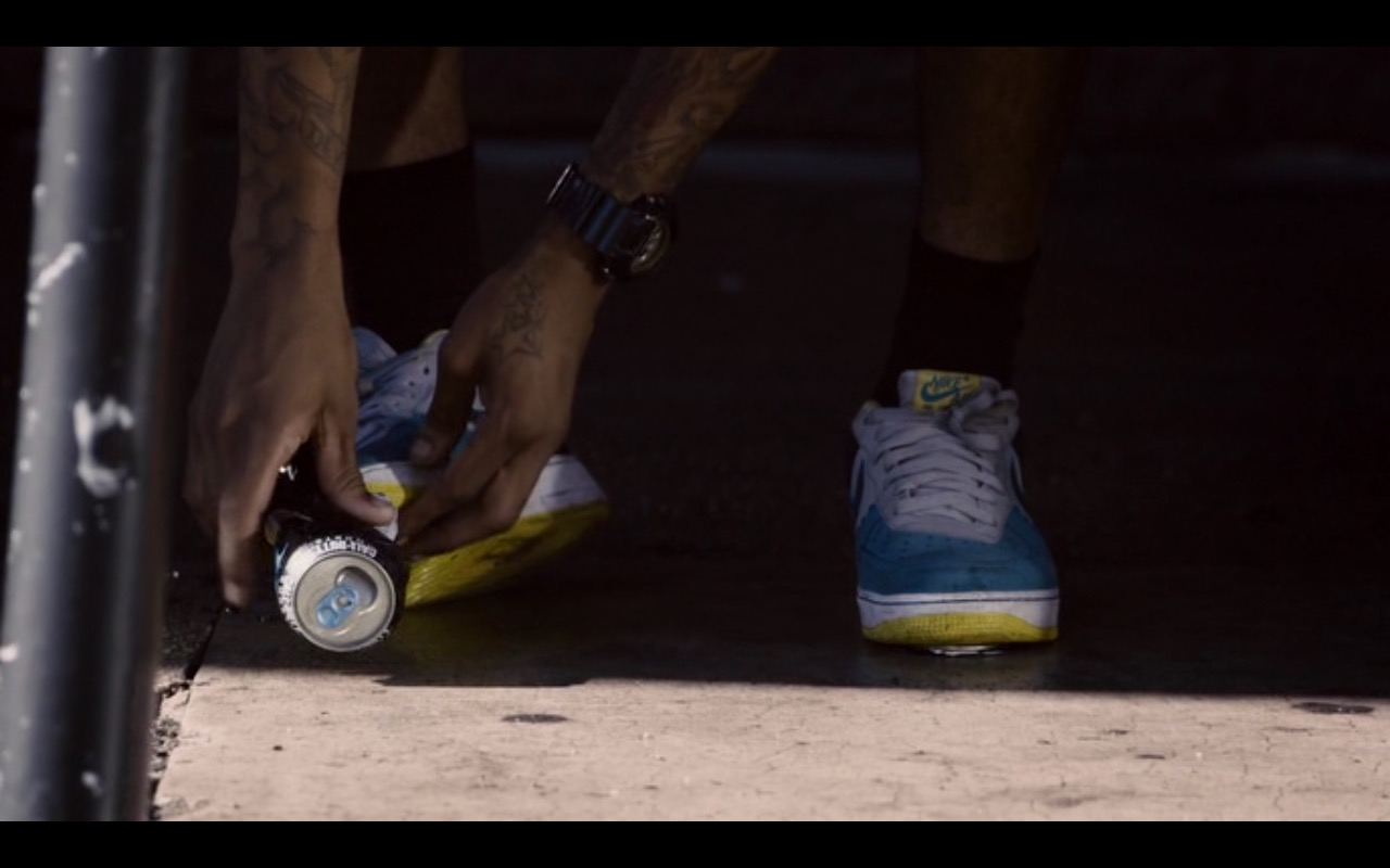 Nike Sneakers For Men – Self/less (2015) - Movie Product Placement