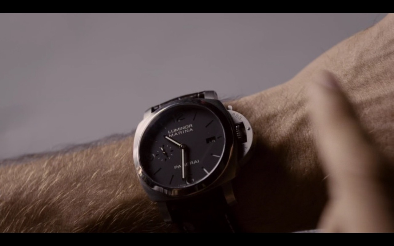 Panerai Luminor Marina Watches – Self/less (2015) Movie