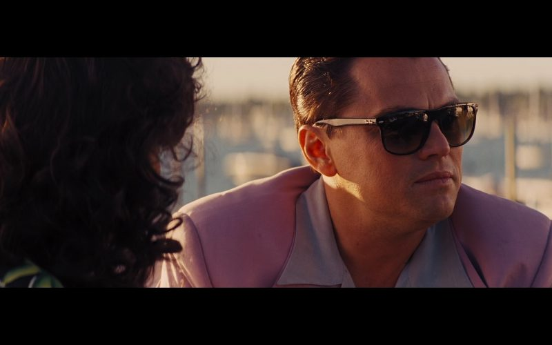 Ray-Ban Sunglasses For Men – The Wolf of Wall Street (2)