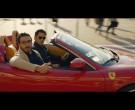 Red Ferrari F430 Spider – Spy 2015 Movie (3)