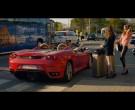 Red Ferrari F430 Spider – Spy 2015 Movie (5)