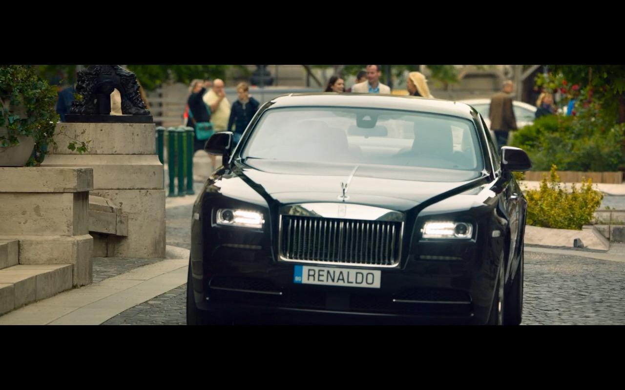 Rolls Royce Wraith Spy 2015 Movie
