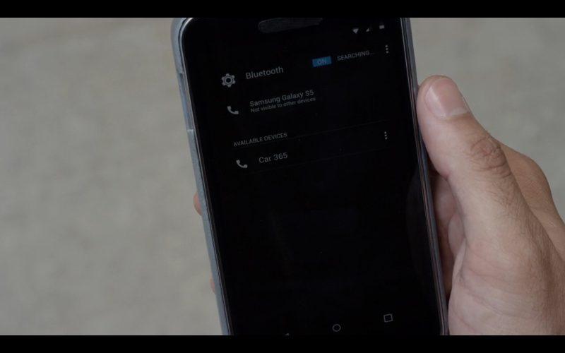 Samsung Galaxy S5 - Mr. Robot TV Show