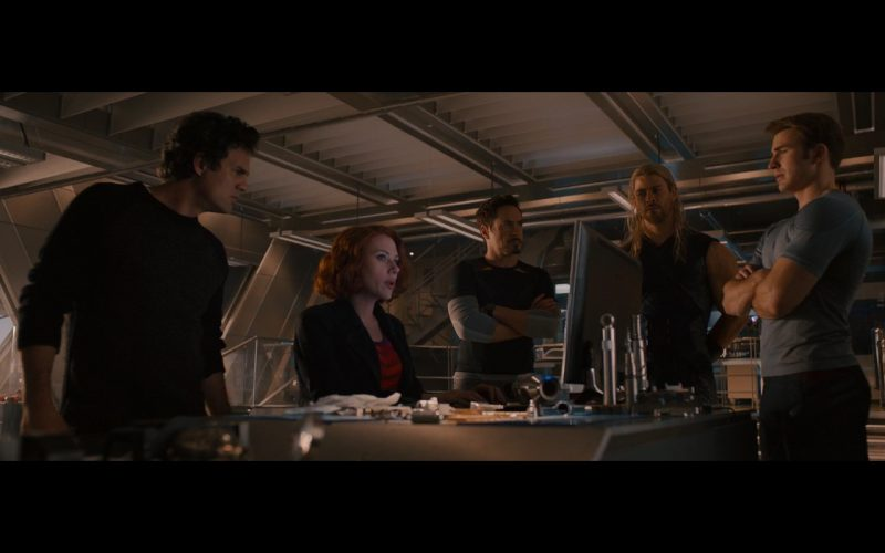 Samsung Monitors – Avengers Age of Ultron (2)