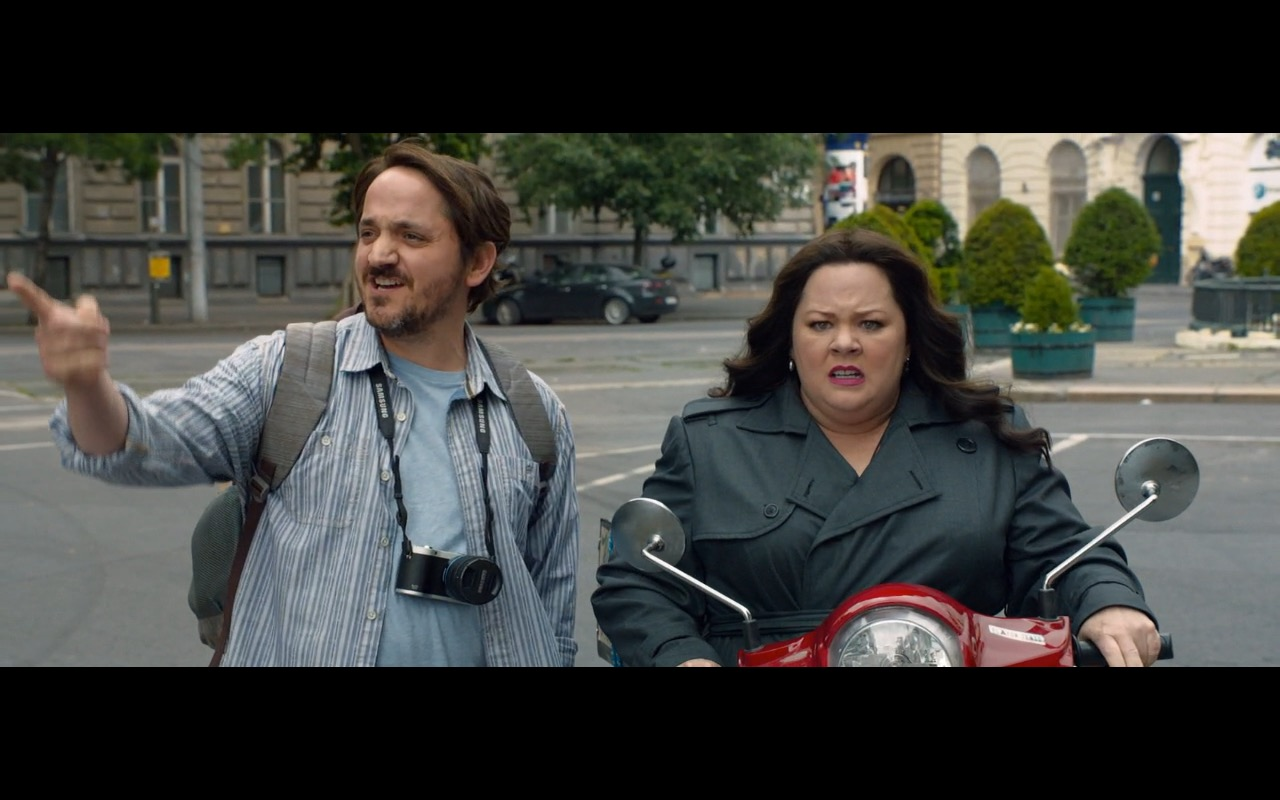 Samsung Photo Camera - Spy (2015) Movie