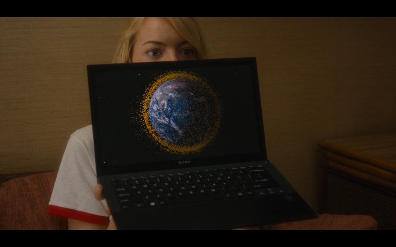 Sony VAIO Notebook - Aloha Movie Product Placement (8)