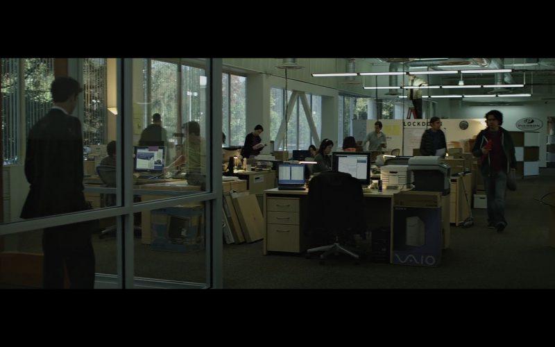 Sony VAIO PC – The Social Network (2010)