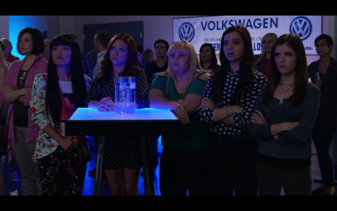 Volkswagen Event And Cars In Pitch Perfect 2 2015