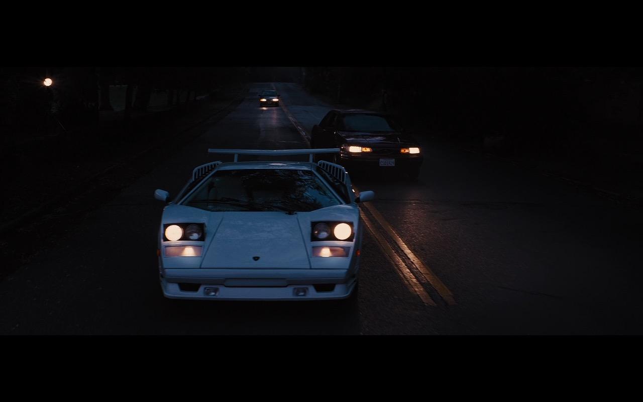 White Lamborghini Countach – The Wolf of Wall Street (10)