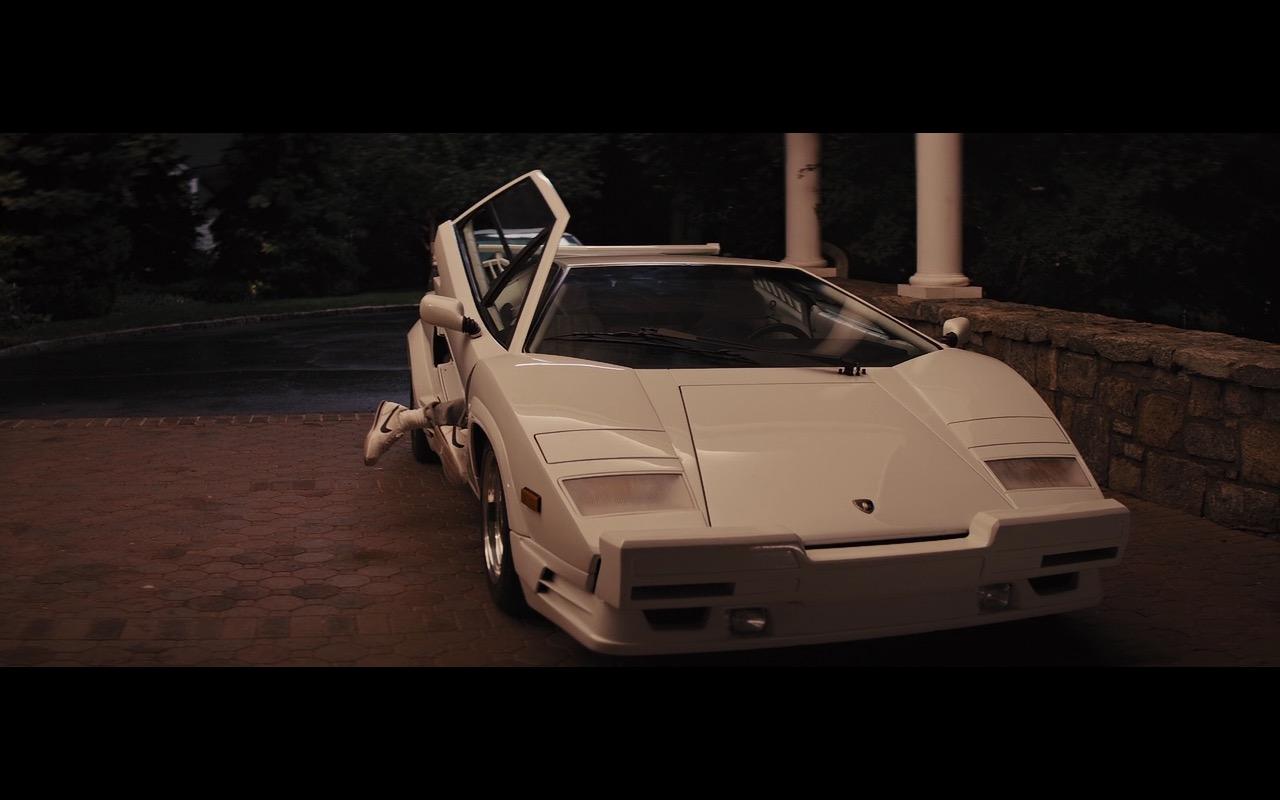 White Lamborghini Countach – The Wolf of Wall Street (6)