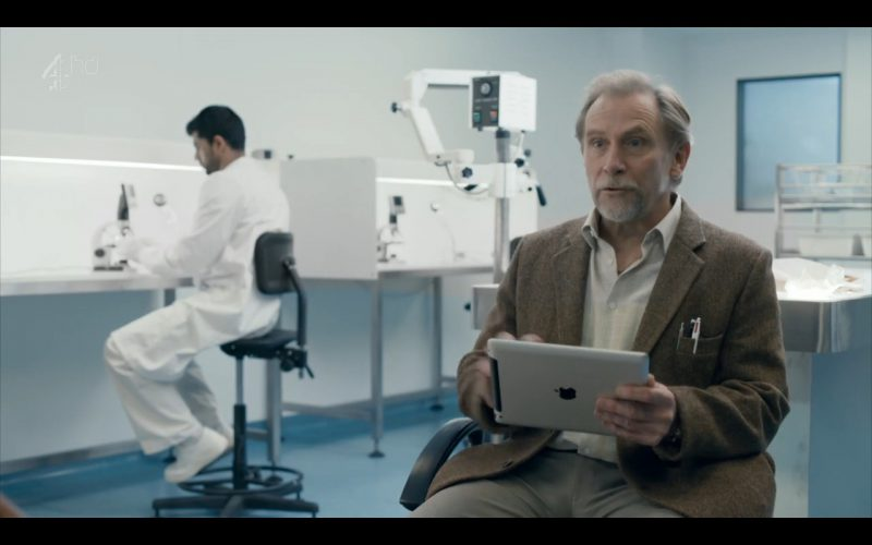 iPad – Humans – Apple Product Placement in TV Series