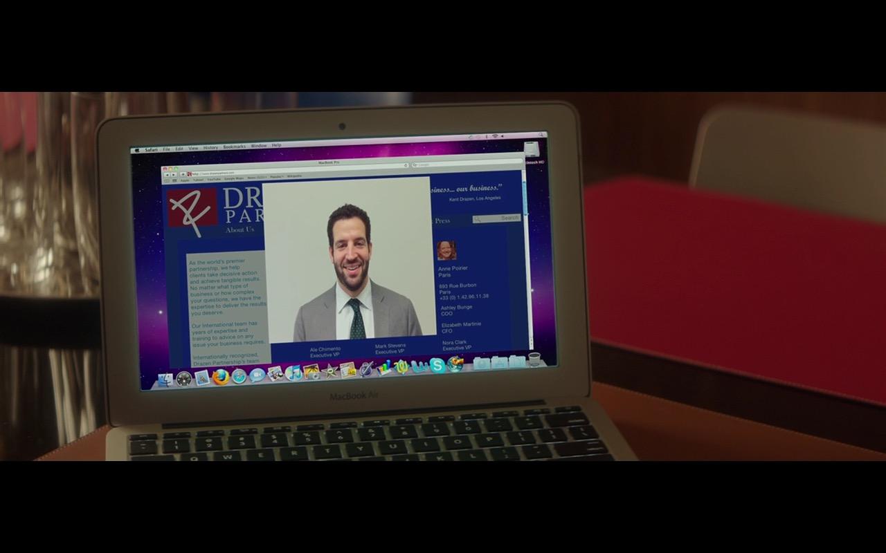 Apple MacBook Air – The D Train 2015 (1)