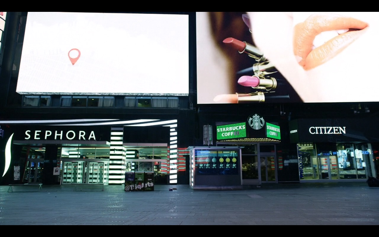 Bank Of America, Sephora, Starbucks, Revlon & Citizen - Mr. Robot TV Show Product Placement