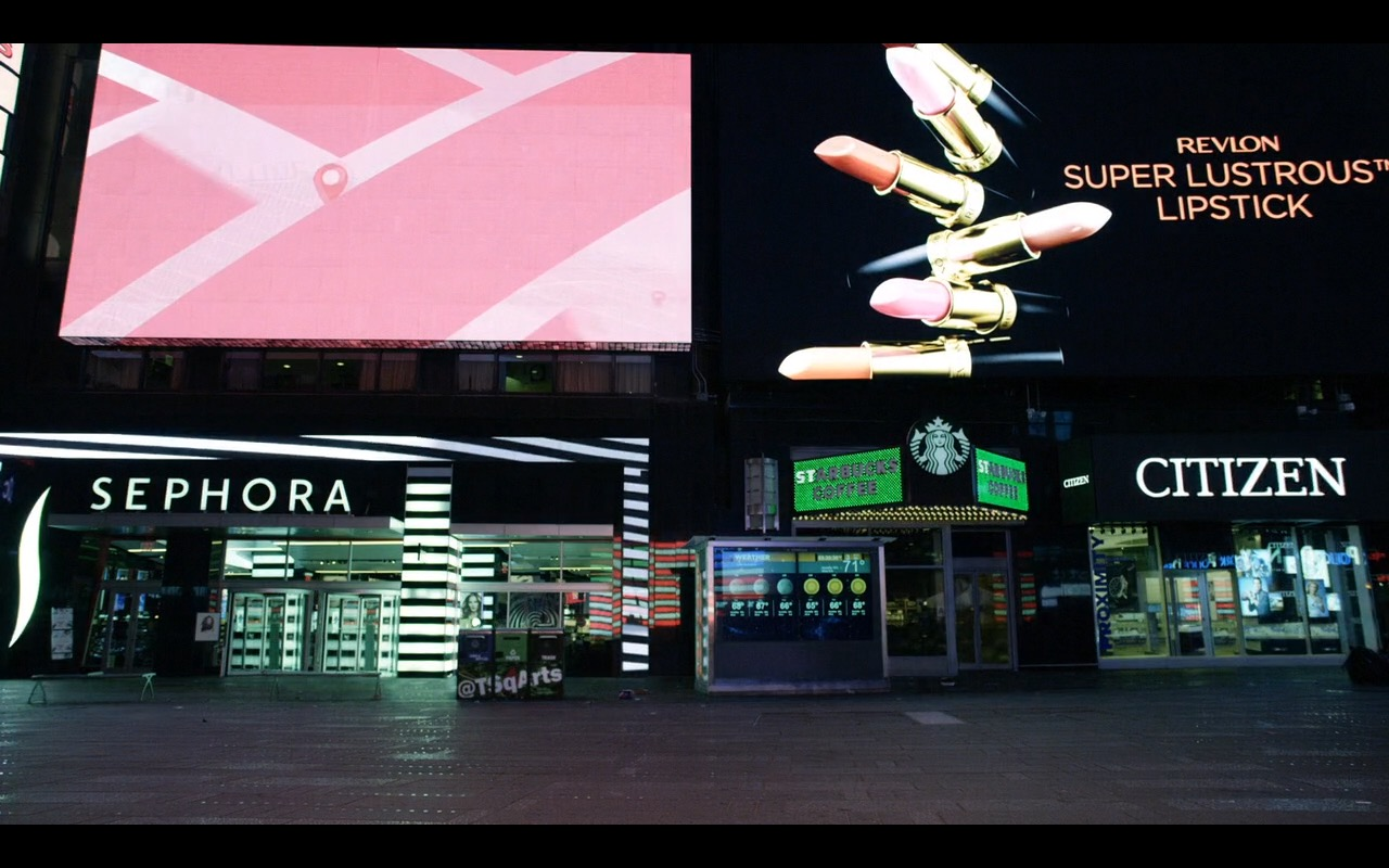 Bank Of America, Sephora, Starbucks, Revlon & Citizen - Mr. Robot - TV Show Product Placement