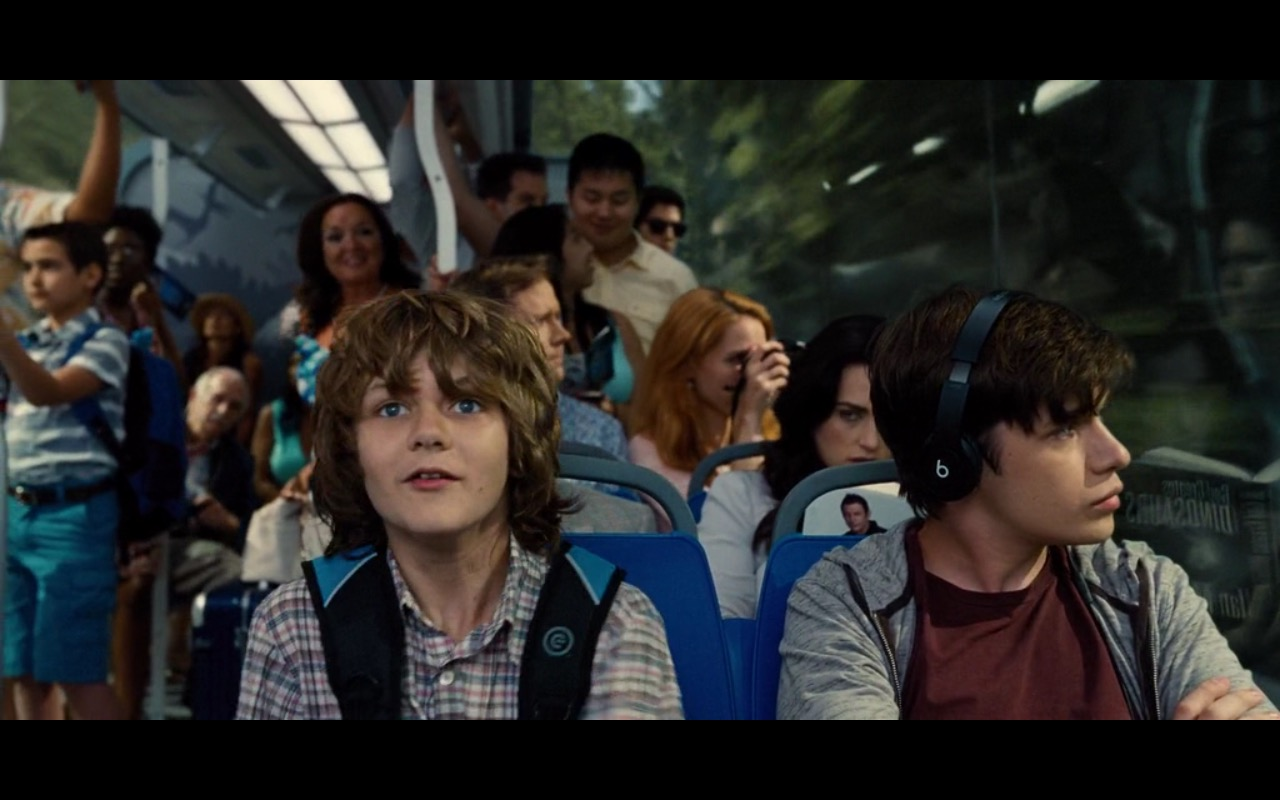 Beats By Dre Headphones – Jurassic World (2015) Movie Product Placement
