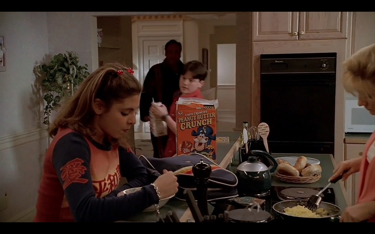 Cap'n Crunch's - The Sopranos TV Show Product Placement