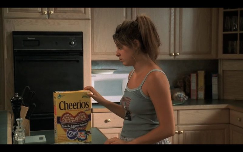 Cheerios - The Sopranos TV Show Product Placement