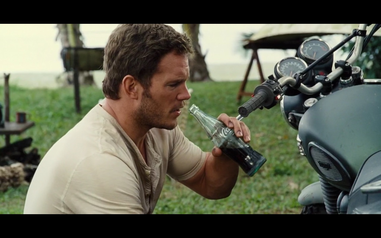 Coca-Cola – Jurassic World (2015) Movie Product Placement