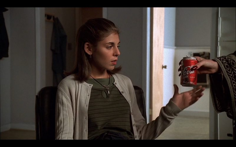 Coca-Cola – The Sopranos (Season 1, Episode 3) TV Show Product Placement