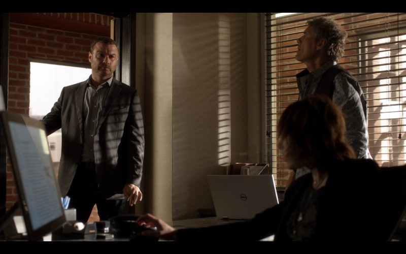 Dell Notebook + Dell Monitor - Ray Donovan TV Show Product Placement