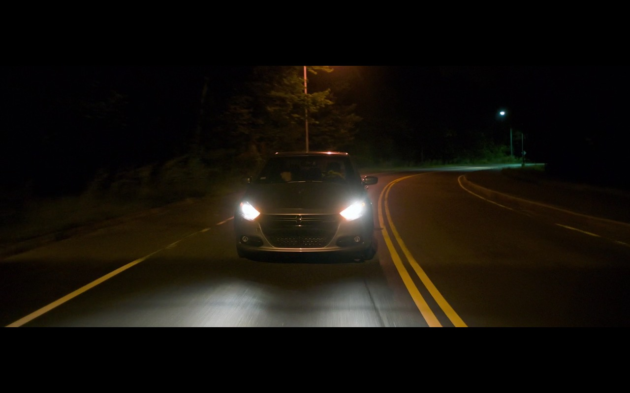 Dodge Dart GT - Ted 2 (2015) Movie Product Placement