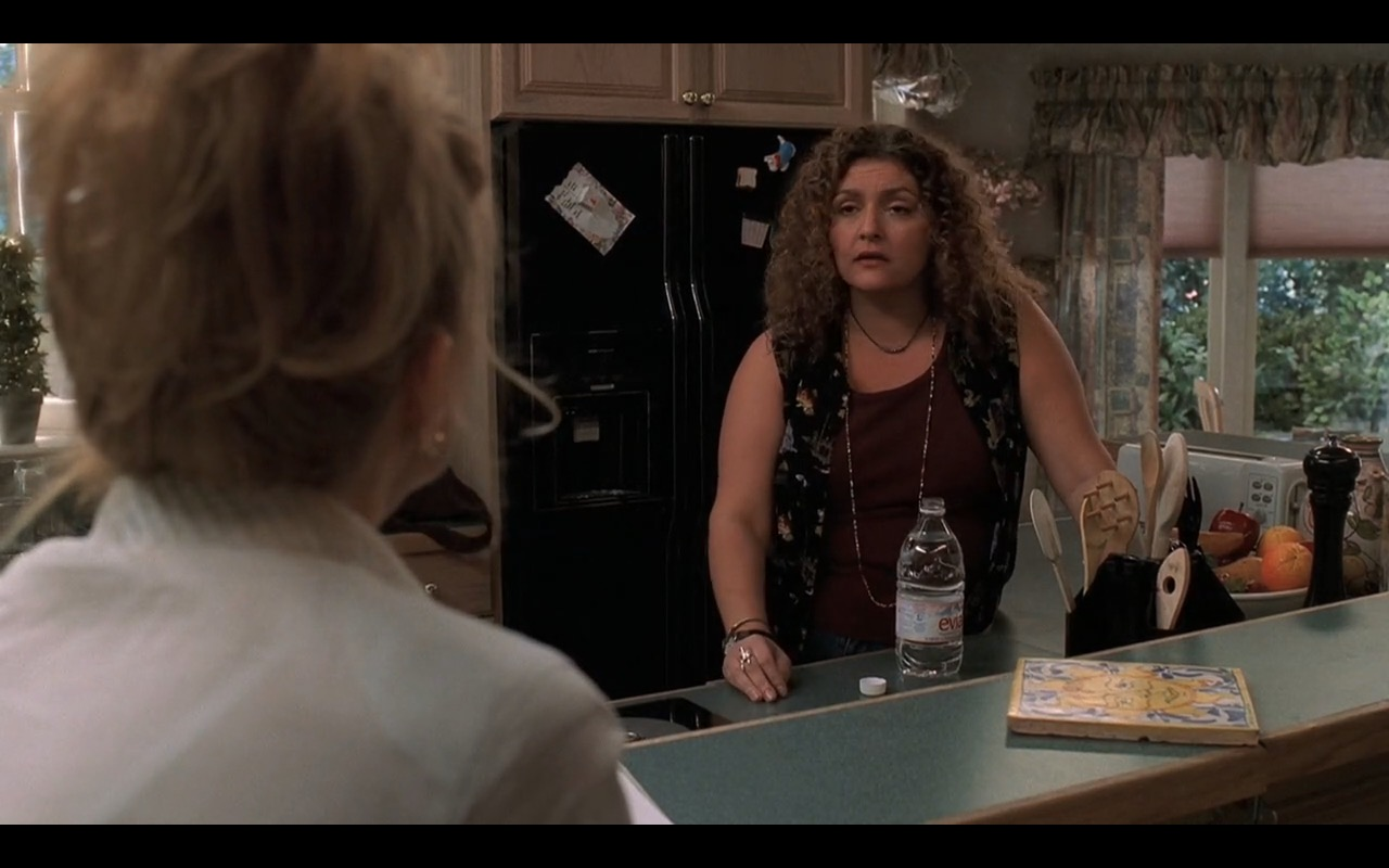 Evian - The Sopranos TV Show Product Placement
