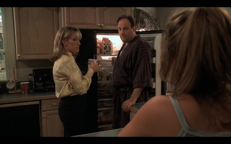 Farmland Dairies Milk – The Sopranos TV Show Product Placement