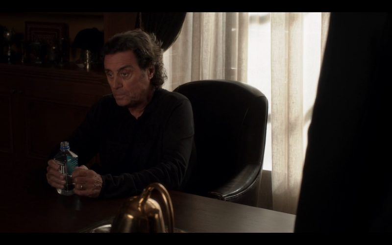Fiji Bottled Water - Ray Donovan TV Show Product Placement