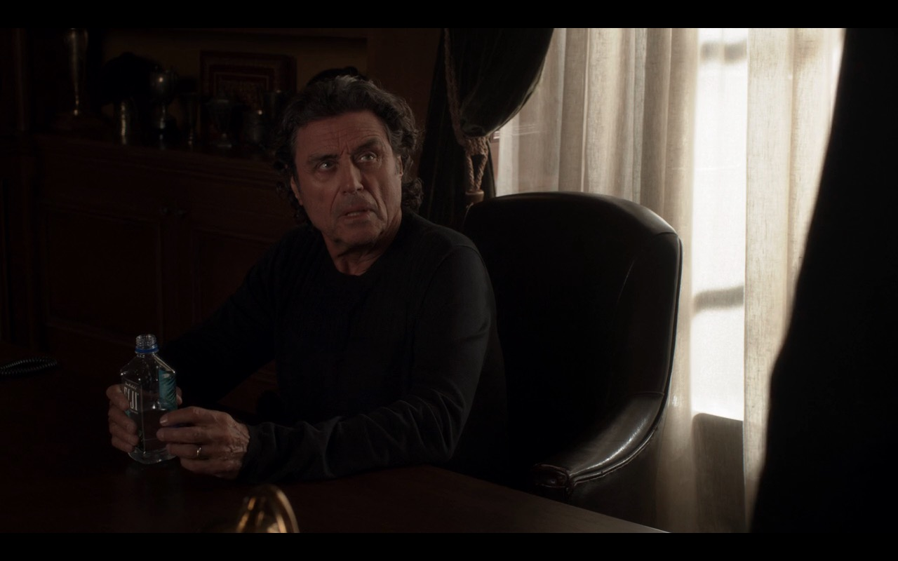 Fiji Bottled Water - Ray Donovan - TV Show Product Placement