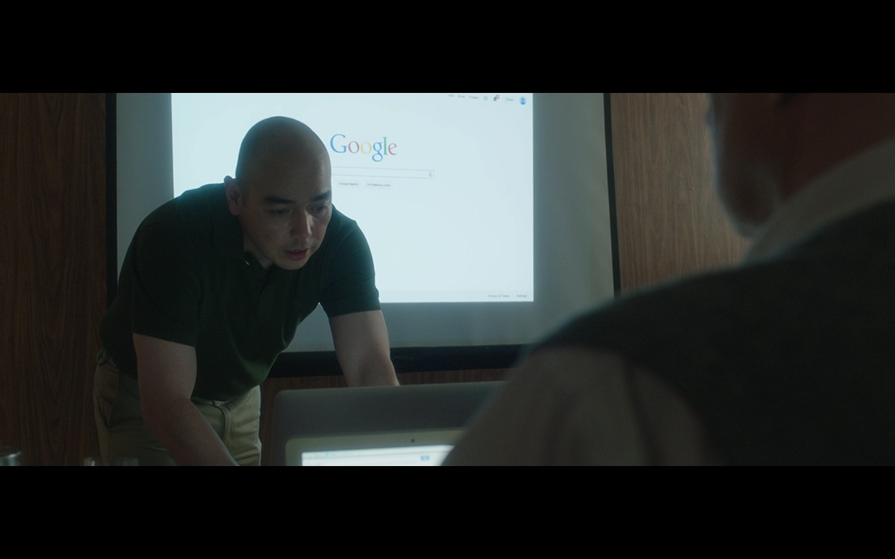 Google – The D Train (2015) Movie Product Placement