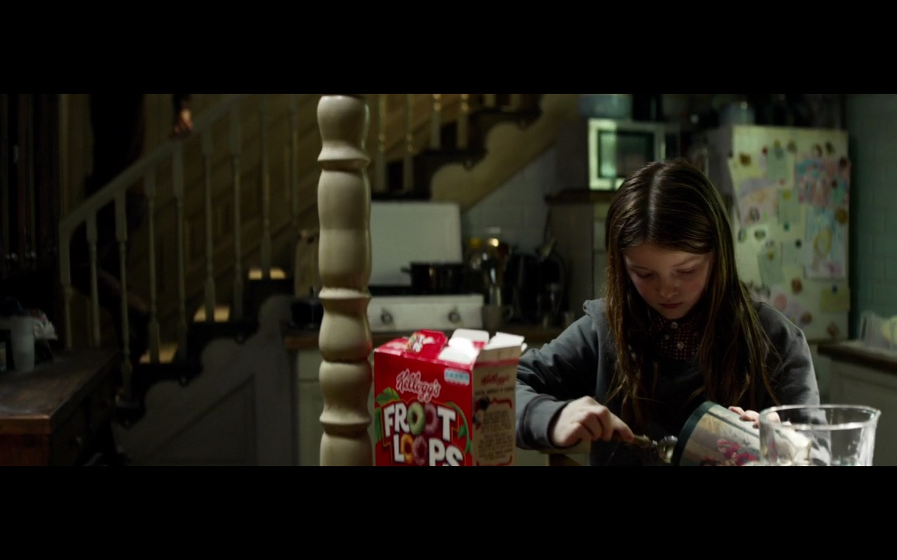 Kelloggs Froot Loops - Extinction (2015) Movie Product Placement