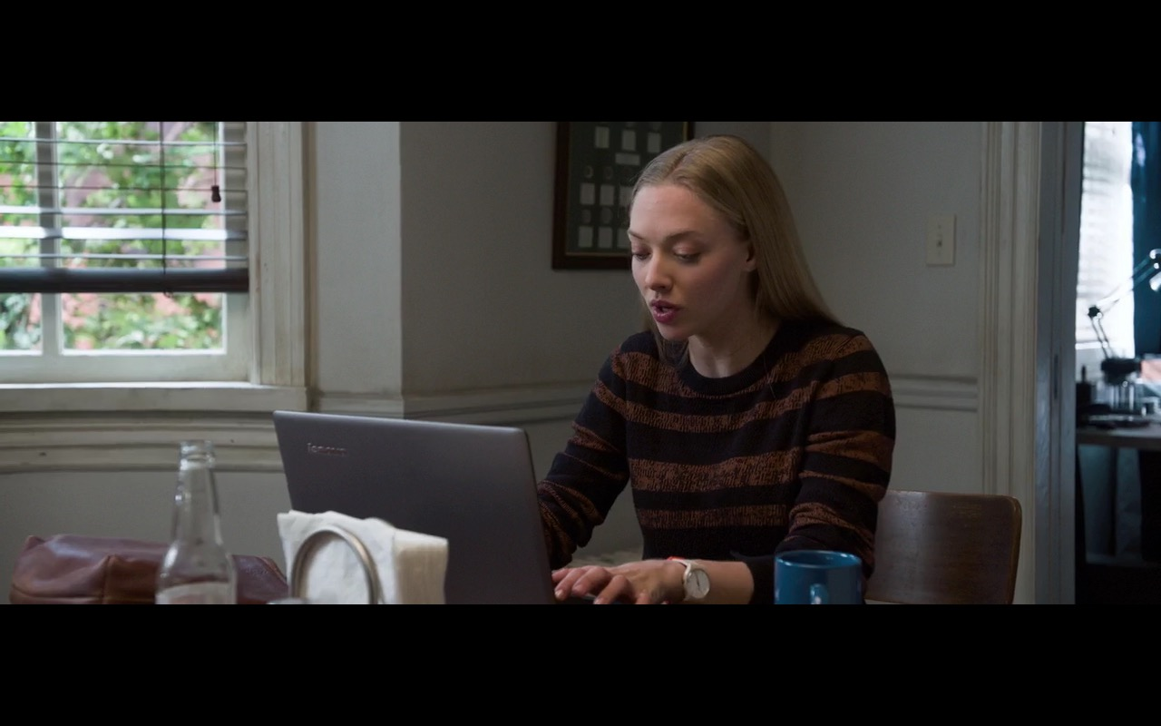 Lenovo Notebook – Ted 2 (2015) - Movie Product Placement