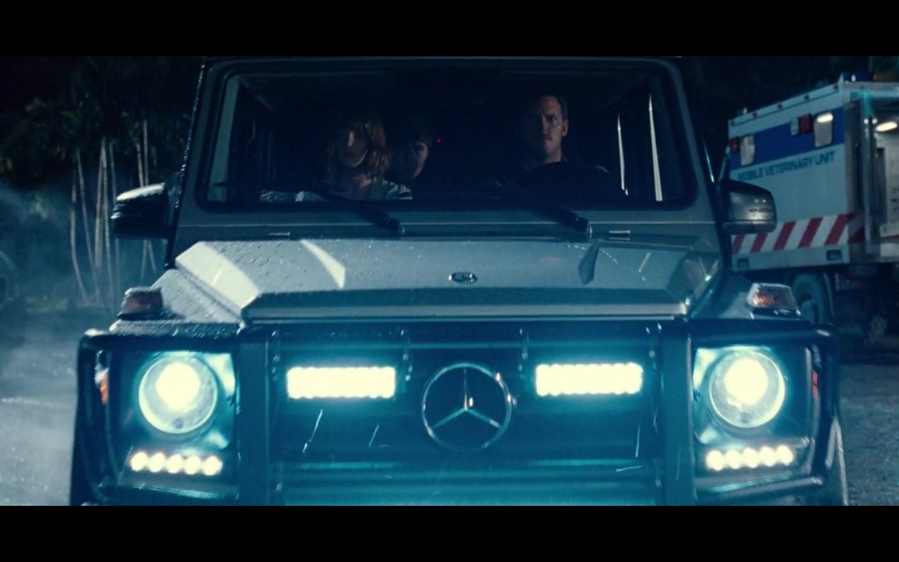 Sls Black Series >> Mercedes-Benz cars in Jurassic World (2015) Movie Scenes